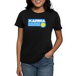 Karma Women's Dark T-Shirt