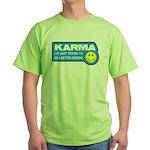 Karma Green T-Shirt