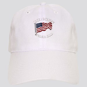 On Nation Under God Cap