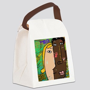 Diversity rocks Canvas Lunch Bag