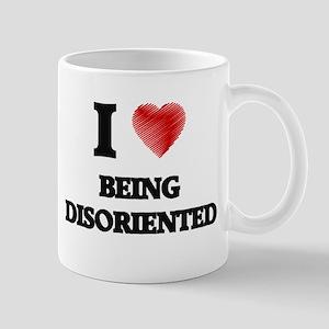 Being Disoriented Mugs