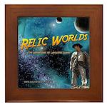 Relic Worlds Framed Tile