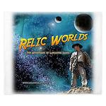 Relic Worlds King Duvet