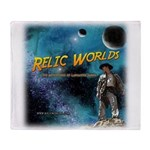 Relic Worlds Throw Blanket