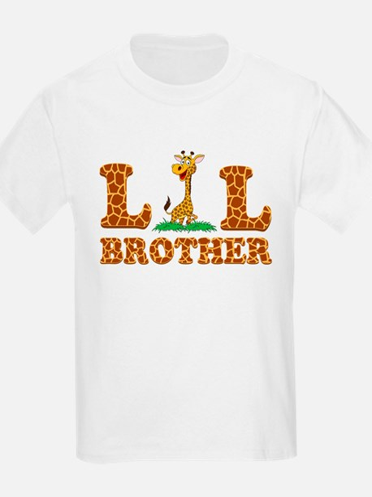 Little Brother Giraffe T-Shirt