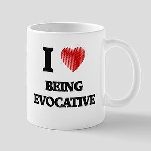 Being Evocative Mugs