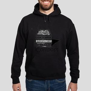 iCompost Hoodie (dark)