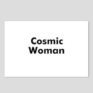 Cosmic Woman Postcards (Package of 8)