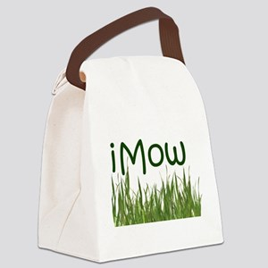 iMow Canvas Lunch Bag