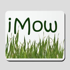 iMow Mousepad