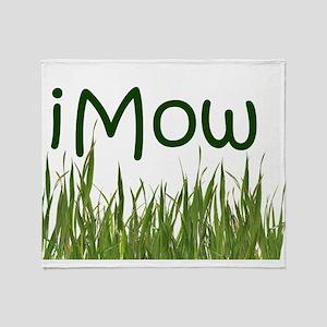 iMow Throw Blanket