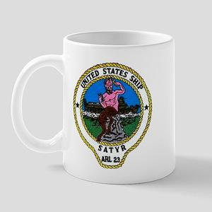 USS SATYR Mug