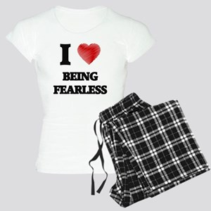 Being Fearless Women's Light Pajamas