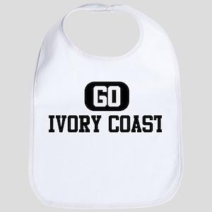 GO IVORY COAST Bib