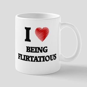 Being Flirtatious Mugs