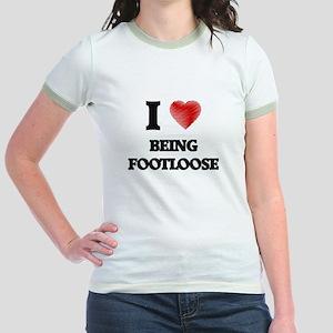 Being Footloose T-Shirt