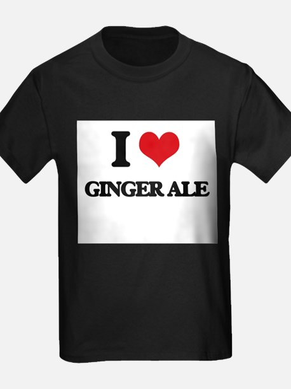 Cute I love gingers T