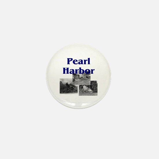 ABH Pearl Harbor Mini Button