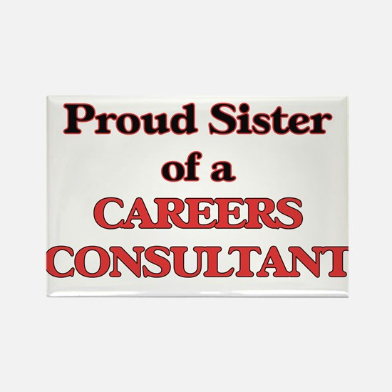 Proud Sister of a Careers Consultant Magnets