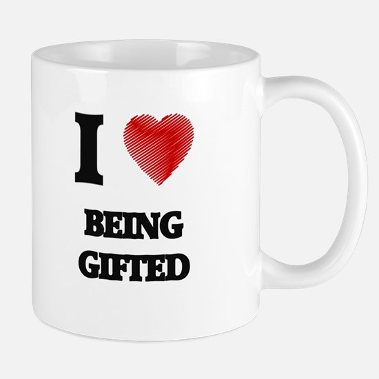 Being Gifted Mugs