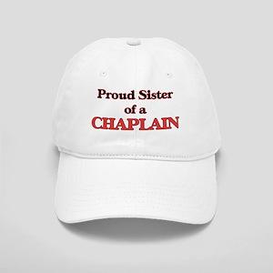 Proud Sister of a Chaplain Cap