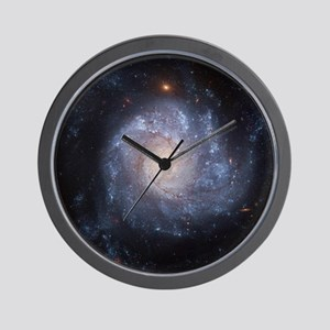 Spiral Galaxy (NGC 1309) Wall Clock