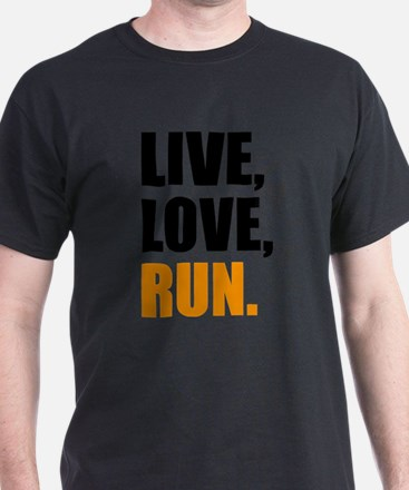 Cute Jogging T-Shirt