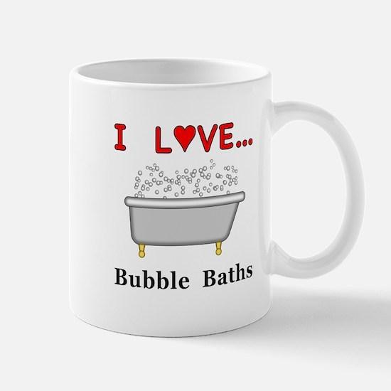 Love Bubble Baths Mug