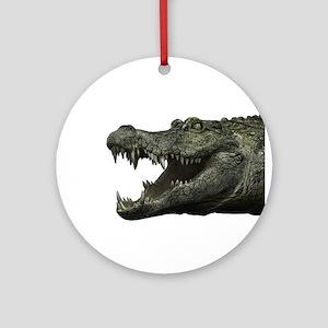 STRIKE Round Ornament