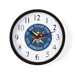USS Monrovia (APA 31) Wall Clock