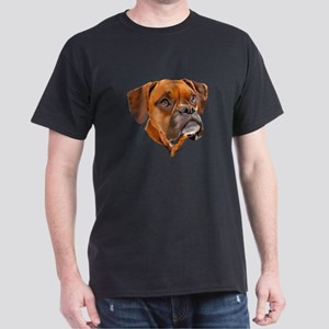 Boxer Art Portrait T-Shirt