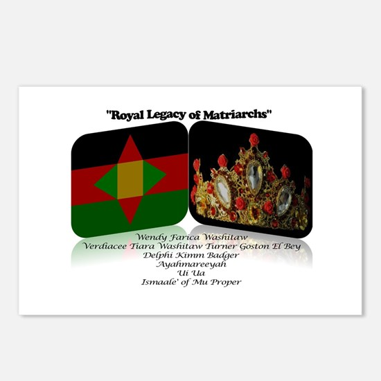 Ancestral Return Postcards (Package of 8)