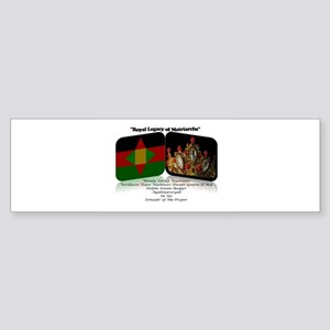 Ancestral Return Sticker (Bumper)