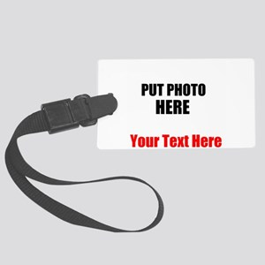 Funny Picture Luggage Tag