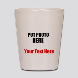 Funny Picture Shot Glass