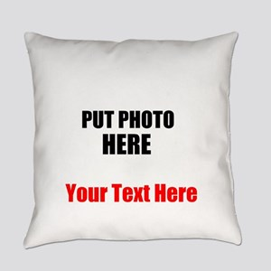 Funny Picture Everyday Pillow