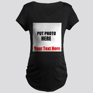 Funny Picture Maternity T-Shirt