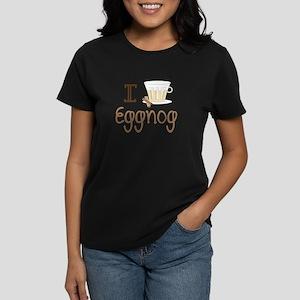 I Love Eggnog T-Shirt