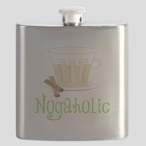 Nogaholic Flask