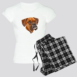 Boxer Art Portrait Pajamas