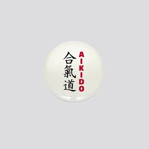 Aikido Mini Button