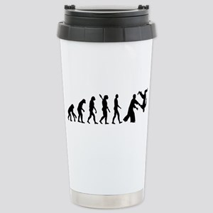 Evolution Aikido Stainless Steel Travel Mug