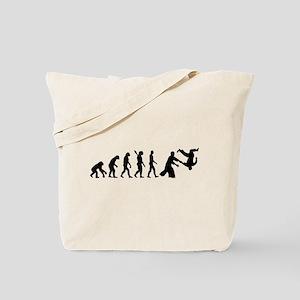 Evolution Aikido Tote Bag