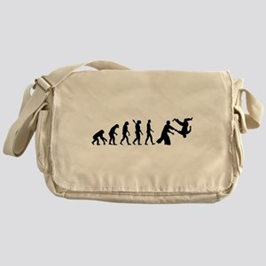 Evolution Aikido Messenger Bag