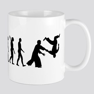 Evolution Aikido Mug