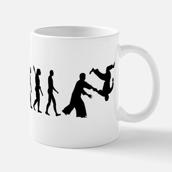 Evolution Aikido Mug