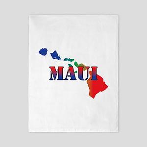 Maui Hawaii Twin Duvet