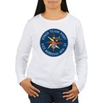 USS Monrovia (APA 31) Women's Long Sleeve T-Shirt
