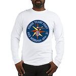 USS Monrovia (APA 31) Long Sleeve T-Shirt