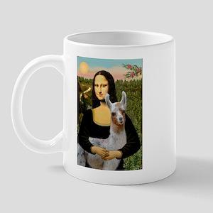 Mona's Baby Llama Mug